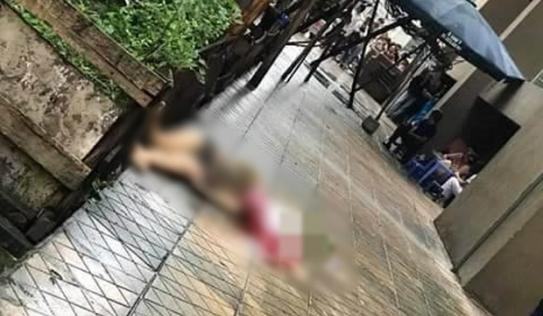 Hà Nội: Người phụ nữ mang thai nhảy lầu tự tử ở khu đô thị Văn Khê