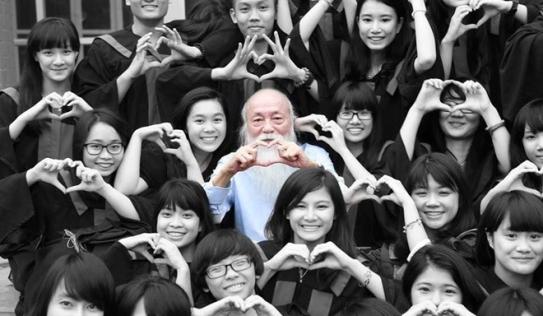 Gia đình PGS Văn Như Cương sẽ dùng tiền phúng viếng xây trường vùng cao