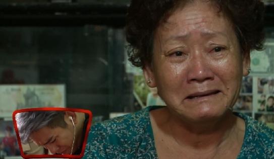 Mẹ ruột ca sĩ Sơn Ngọc Minh sống trong nhà ổ chuột, làm giúp việc tại Cần Thơ