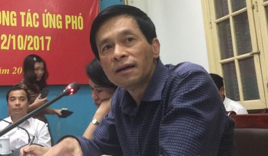 Chi cục trưởng đê điều Hà Nội nói vỡ đê Hữu Bùi ở Chương Mỹ là 'vỡ có kế hoạch'