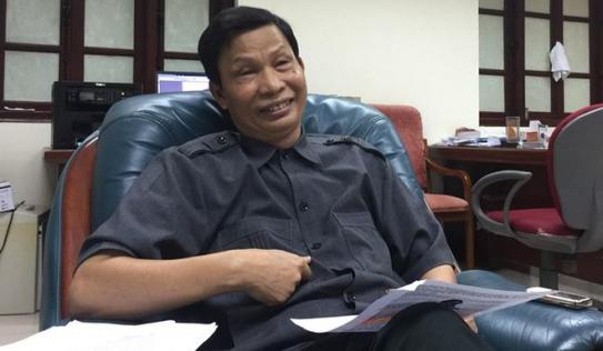 Ông Nguyễn Minh Mẫn được phép tổ chức họp báo vào sáng 15/10