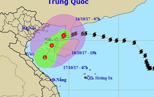 Cảnh báo nguy cơ sạt lở cao ở Bắc Bộ dù bão Khanun đã suy yếu
