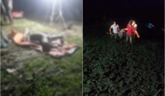 Tìm thấy thêm 1 thi thể người đàn ông bị trôi xa 160km trong vụ sập cầu Yên Bái