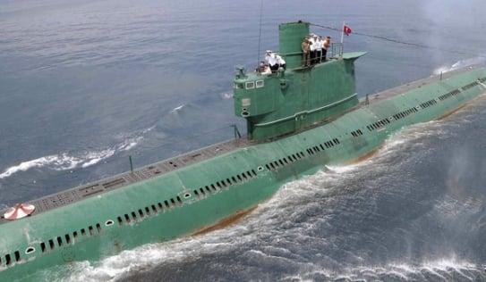 Tình báo Mỹ: Triều Tiên đang đóng tàu ngầm trang bị tên lửa đạn đạo mới