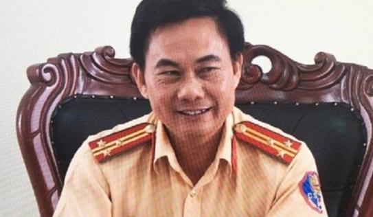 Giám đốc Công an Đồng Nai:  'Thượng tá Thường làm đúng, có gì sai đâu mà xử lý'