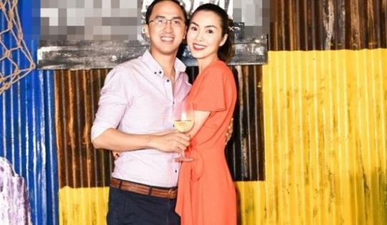 Quà sinh nhật đầy bất ngờ mà Louis Nguyễn tặng vợ yêu Tăng Thanh Hà