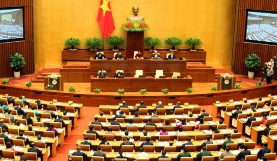 Hôm nay 24/11, Quốc hội họp phiên bế mạc kỳ họp thứ 4