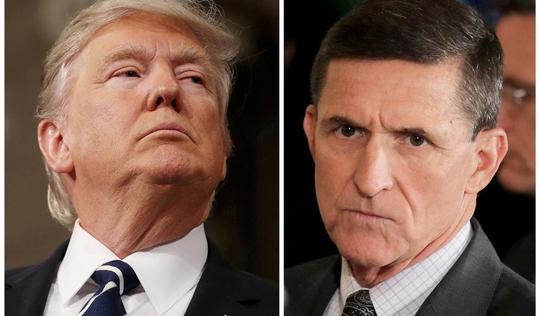 Ông Trump bất ngờ lên tiếng bảo vệ tướng Flynn sau quyết định sa thải