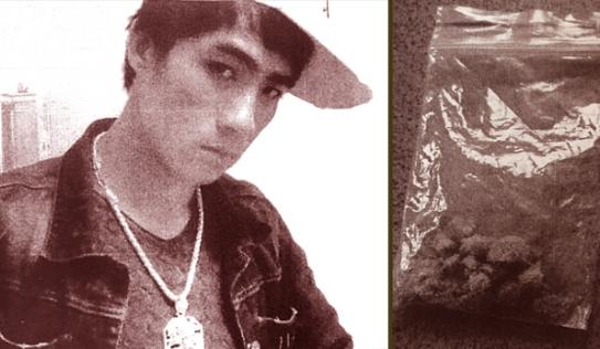 Nam thanh niên làm giả ma túy từ xi măng trắng mang đi bán cho các con nghiện