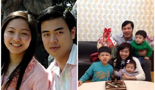 MC Lưu Hà thời tiết và cuộc sống viên mãn, hạnh phúc bên chồng đại gia