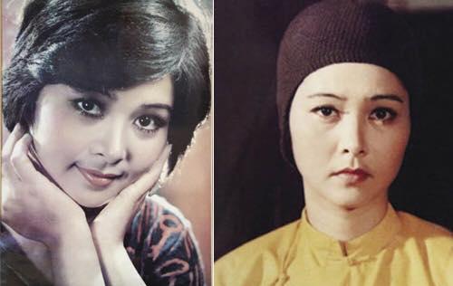Ngỡ ngàng với nhan sắc của 'ni cô Huyền Trang' sau gần 4 thập niên