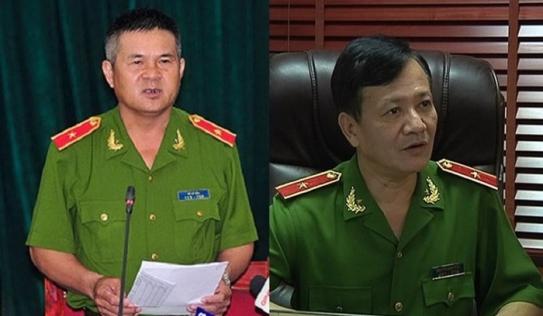 Tướng Hồ Sỹ Tiến và tướng Nguyễn Anh Tuấn khắc tinh của tội phạm nghỉ hưu