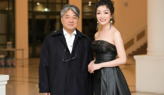 Phạm Thu Hà hội ngộ nhạc trưởng người Nhật - Honna Tetsuji tại Hà Nội
