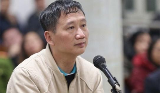 Trịnh Xuân Thanh nói lời sau cùng: 'Nếu có chết thì chết trong vòng tay vợ con'