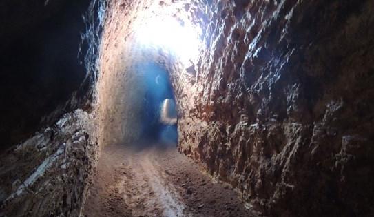Phát hiện hầm vàng 'khủng' trong vườn tại Kon Tum