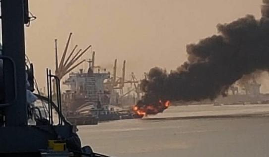 Công điện của Thủ tướng về sự cố cháy tàu chở dầu tại Hải Phòng