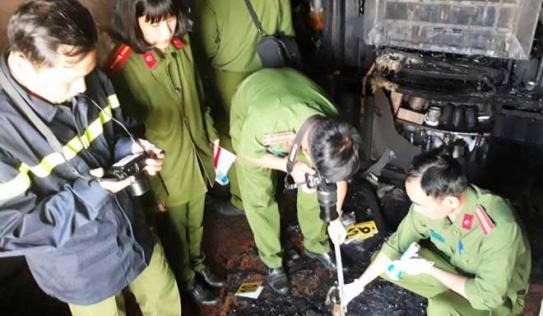 Bên trong hiện trường vụ cháy kinh hoàng làm 5 người tử vong ở Đà Lạt