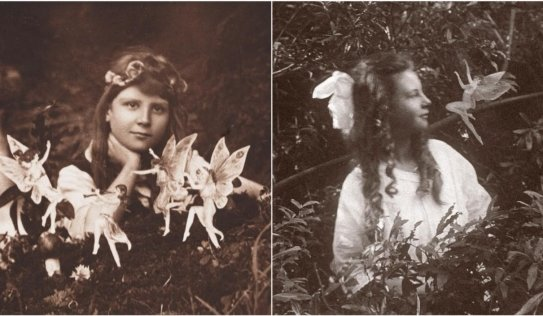 Bức ảnh về 2 nàng tiên từng khiến thế giới ngỡ ngàng suốt gần 100 năm: Trò lừa gạt lớn nhất của thế kỷ 20