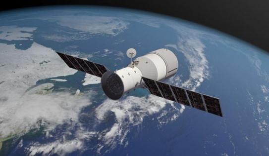 Trạm vũ trụ Thiên Cung 1 bị thiêu rụi khi tiến vào khí quyển Trái Đất