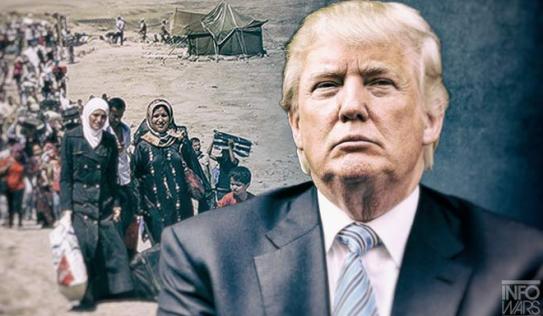 Đây là thời điểm nước Mỹ cần mở cửa đón nhận những người tị nạn Syria