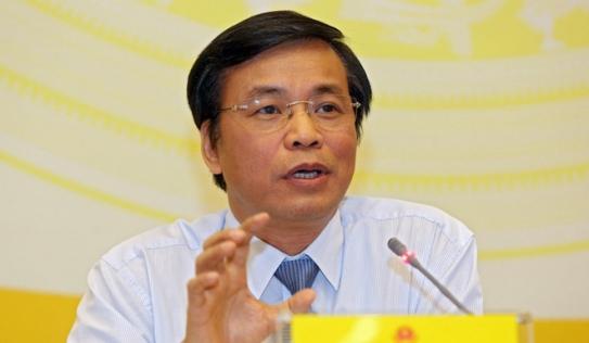 Tổng Thư ký QH lý giải việc không bãi nhiệm mà cho thôi nhiệm vụ ĐBQH với bà Mỹ Thanh