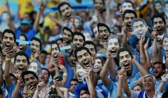 Tại Uruguay, một trường đại học cho toàn bộ sinh viên nghỉ học để xem World Cup