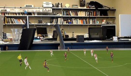 Cả thế giới sẽ cảm thấy rất phấn khích nếu được xem World Cup bằng công nghệ này