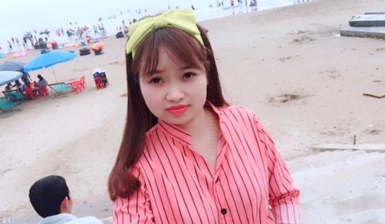 Cô gái trẻ đột nhiên 'mất tích' khi đi du lịch ở biển Cửa Lò