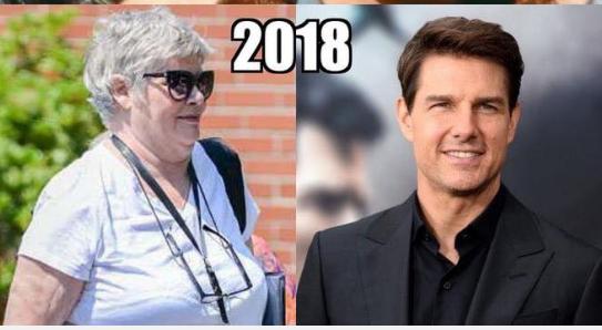 Tấm ảnh gây bất ngờ MXH: Không ai tin đây là mĩ nhân 32 năm trước bên cạnh Tom Cruise