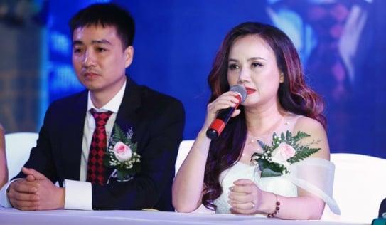Hoàng Yến nói về chồng thứ 4: 'Chồng tôi ghen có thương hiệu, tôi còn ghen gấp đôi như thế'