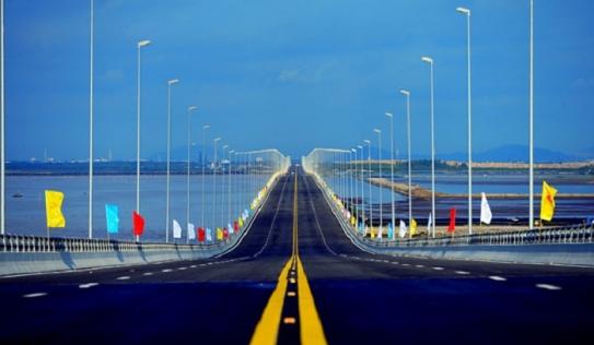 Hải Phòng đề xuất chi 7000 tỷ để xây cầu vượt biển thứ 2