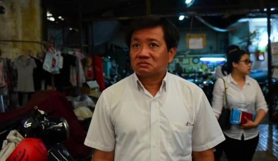 TP. HCM thông tin chính thức về việc ông Đoàn Ngọc Hải rút đơn từ chức