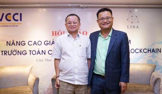 'Vua Tôm' Việt Nam hy vọng dùng công nghệ Blockchain để tăng doanh thu
