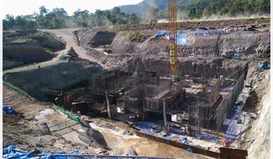 Đập thủy điện vừa vỡ tại Lào có quy mô bằng 1/6 thuỷ điện Hoà Bình