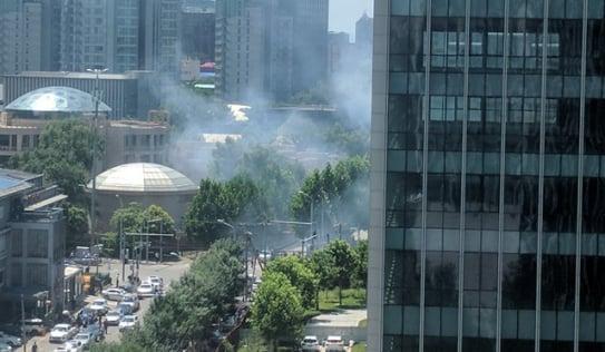 Trung Quốc lên tiếng về vụ nổ trước trụ sở Đại sứ quán Mỹ tại Bắc Kinh