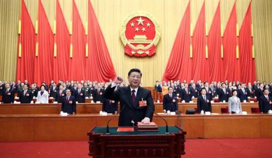 Lính gác trải từ Bắc Kinh đến Bắc Đới Hà, chuyện gì diễn ra ở hội nghị bí ẩn nhất TQ?