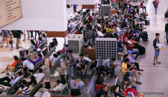 Dịp lễ 2/9 ở Sài Gòn: Hàng không giữ nguyên giá vé, xe khách tăng 40\% và tài xế sẽ bị kiểm tra ma tuý