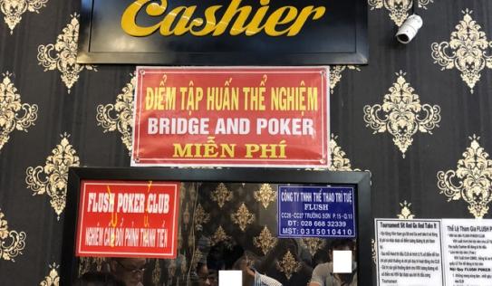 Nữ Việt kiều tổ chức đánh bạc, thu tiền xâu 10 triệu đồng/ngày