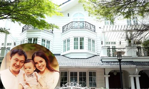 Trước khi ly hôn, Dương Cẩm Lynh từng sống trong biệt thự 200 tỷ ven sông Sài Gòn