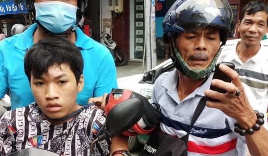 Nhóm 'hiệp sĩ' Tân Bình tiếp tục lập công, bắt cướp ở Sài Gòn sau vụ 5 thành viên bị tấn công