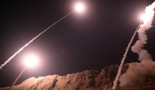 """Lầu Năm Góc: Cuộc tấn công của Iran vào lực lượng cực đoan ở Syria là một hành động """"liều lĩnh, nguy hiểm'"""
