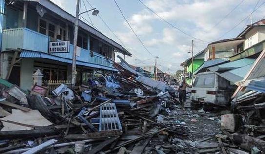 Thảm họa kép ở Indonesia: Phát hiện thêm 34 thi thể học sinh dưới nhà thờ
