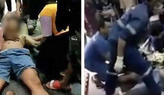 Thái Lan: Đi mát xa được 10 phút, người đàn ông đột ngột ngừng thở rồi lăn ra chết, cảnh báo dịch vụ này không phải ai cũng được thử