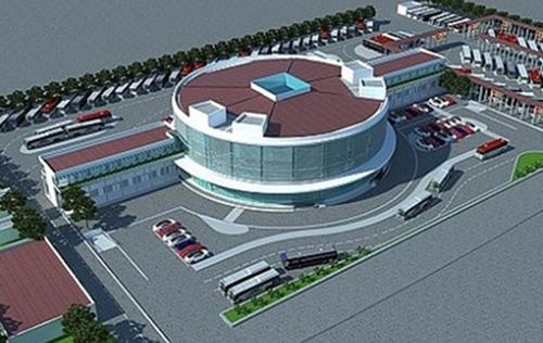 Bộ Giao thông Vận tải không ủng hộ xây dựng bến xe Yên Sở