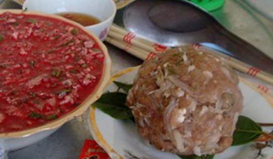 Cận cảnh miếng thịt đầy nang sán: Tới 70 ấu trùng/1kg thịt mà nhiều người vẫn vô tư ăn tái