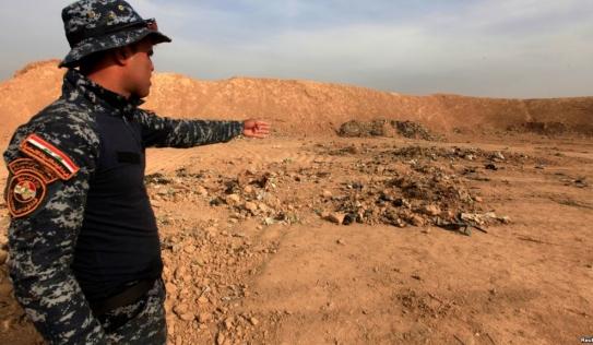 Phát hiện 200 ngôi mộ tập thể gây chấn động Iraq
