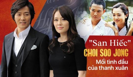 """San Hiếc của """"Mối tình đầu"""" ngày nào giờ đã U60 có cuộc sống hôn nhân viên mãn bên ngọc nữ xứ Hàn"""