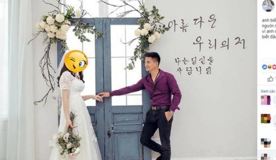 Lệ Rơi bất ngờ đi chụp ảnh cưới, an ủi '180 người tình cũ' đừng buồn vì mình đã tìm được bến dừng chân
