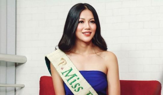 Phương Khánh đáp trả biệt danh 'em gái kết nghĩa' của Ngọc Trinh: Bây giờ tôi là Hoa hậu Trái đất!
