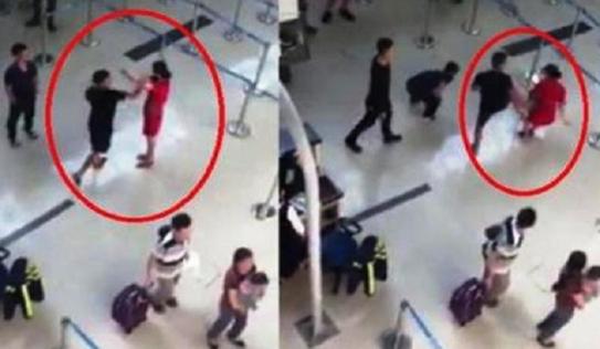 Người tham gia hành hung nữ nhân viên hàng không là con trai nguyên chủ tịch huyện Thọ Xuân